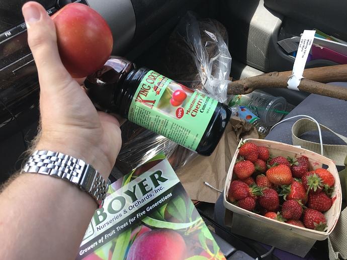 Orchard road trip! - General Fruit Growing - Growing Fruit