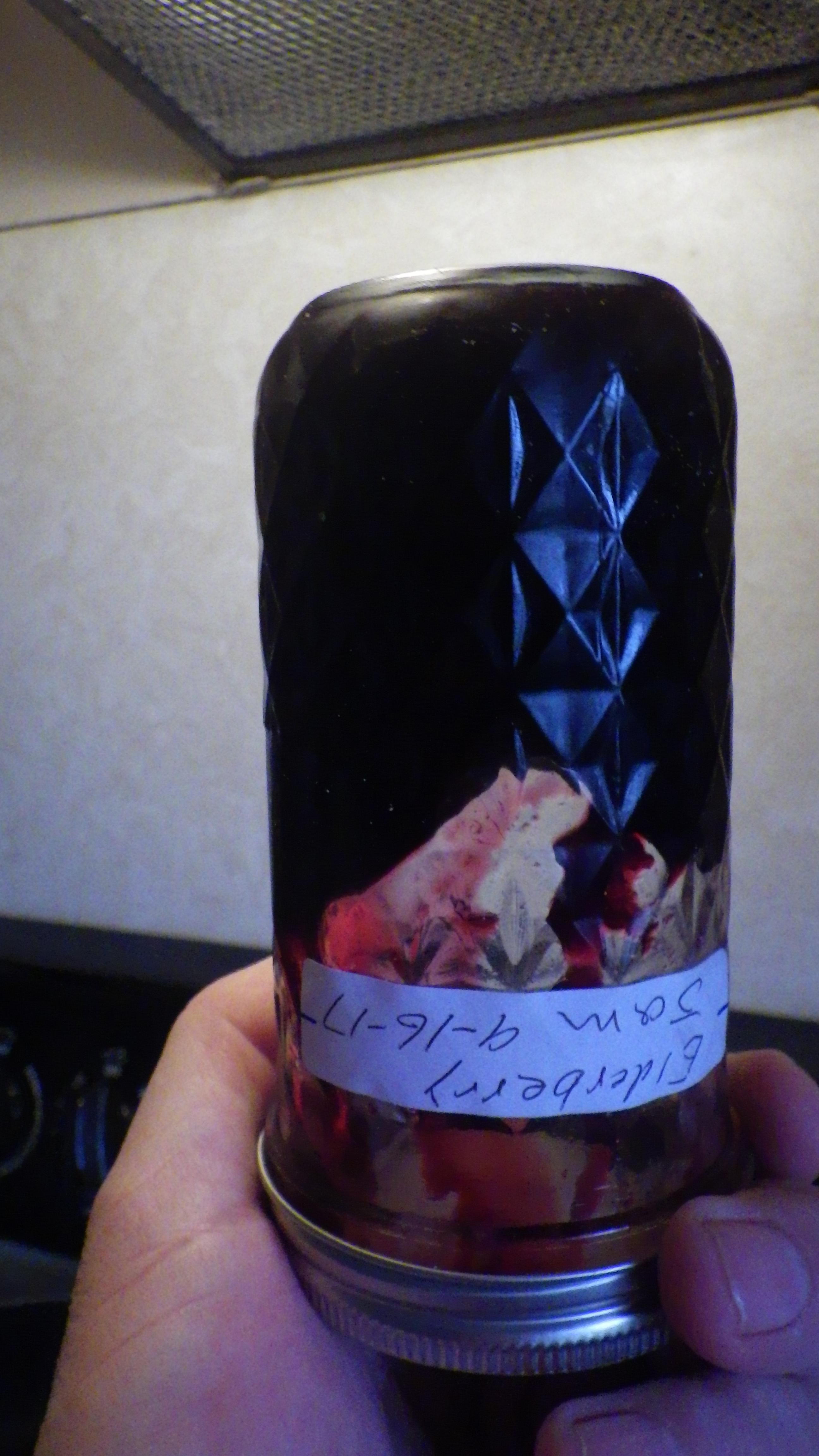 Looking for elderberry jelly or jam - General Fruit ...
